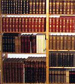 sanders boekenkast