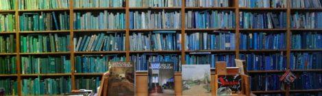 Ordeningen: boeken op kleur