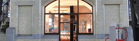stationsbibliotheek Haarlem