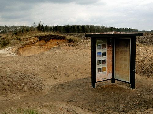 aardkundig monument Donderen, apr. 2013