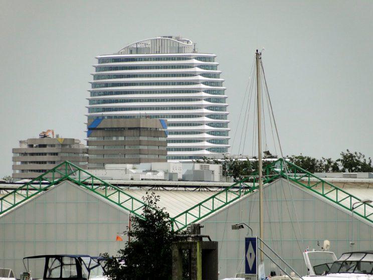 DUO sept. 2011, vanaf Oostersluis