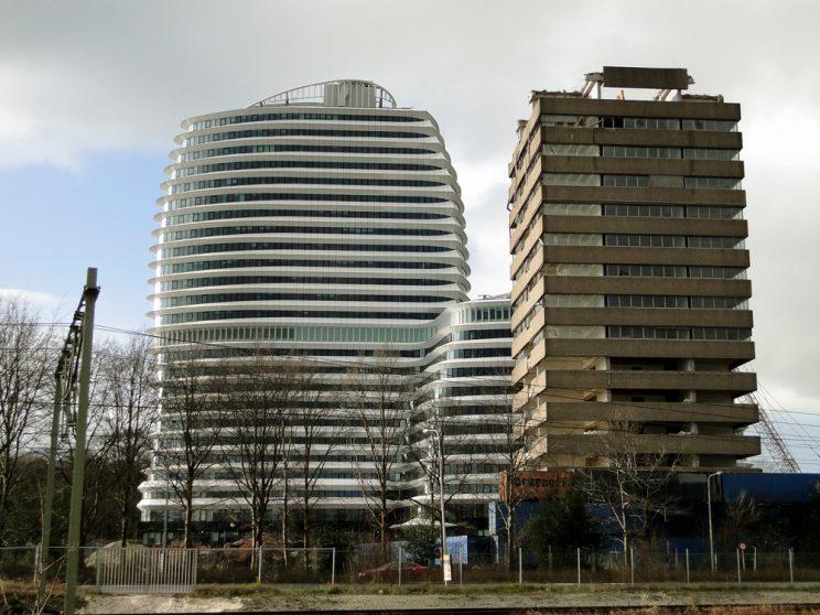 DUO dec. 2011, vanaf Verlengde Lodewijkstraat