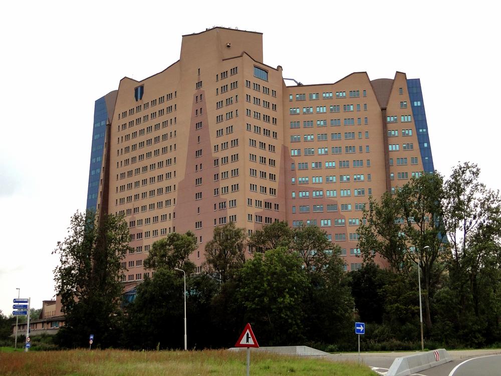 Gasunie Groningen, aug. 2011