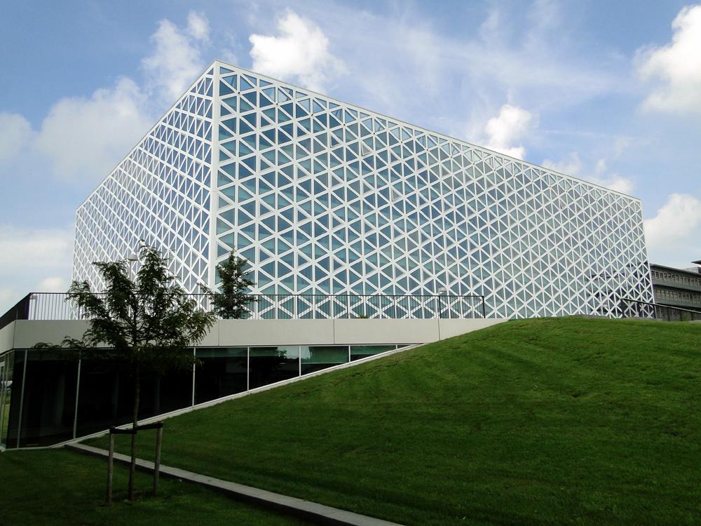Windesheim gebouw X, aug. 2011
