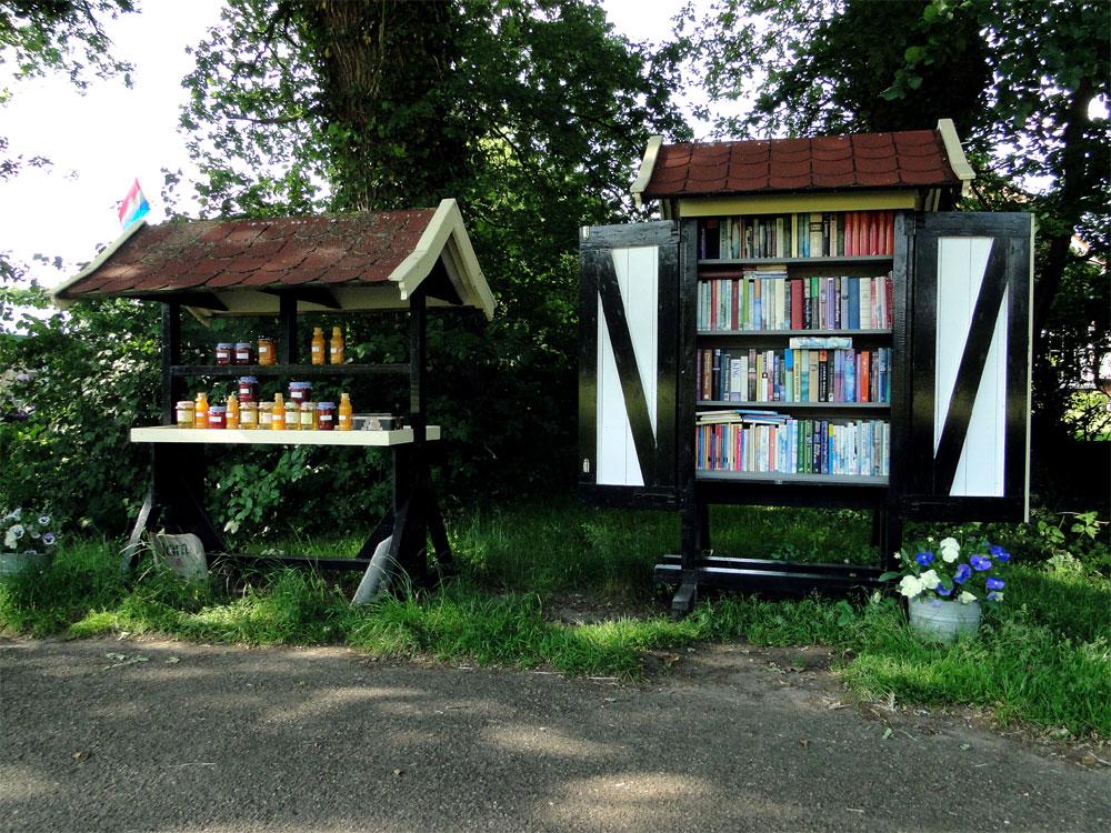 Boeken & Jam bij Delden, juni 2013