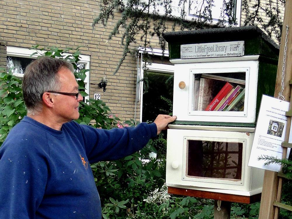 Frans-Jan Mulschlegel met LFL #1384, juli 2012