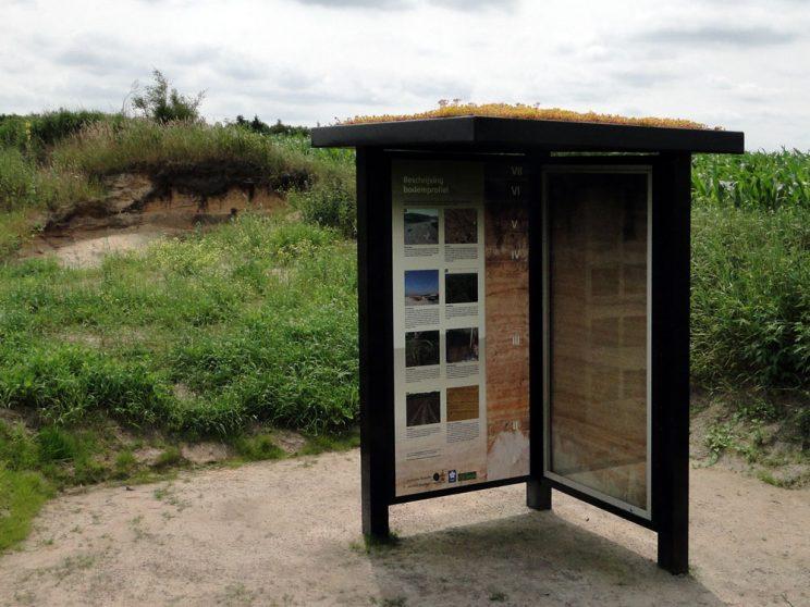 Aardkundig monument Donderen 2013