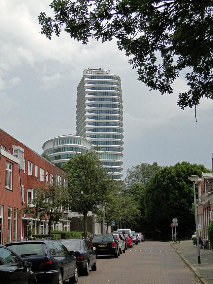 DUO juni 2011, vanaf Verlengde Oosterweg
