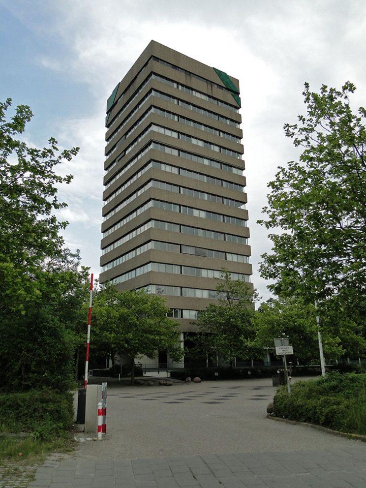 DUO juni 2011, toren groen