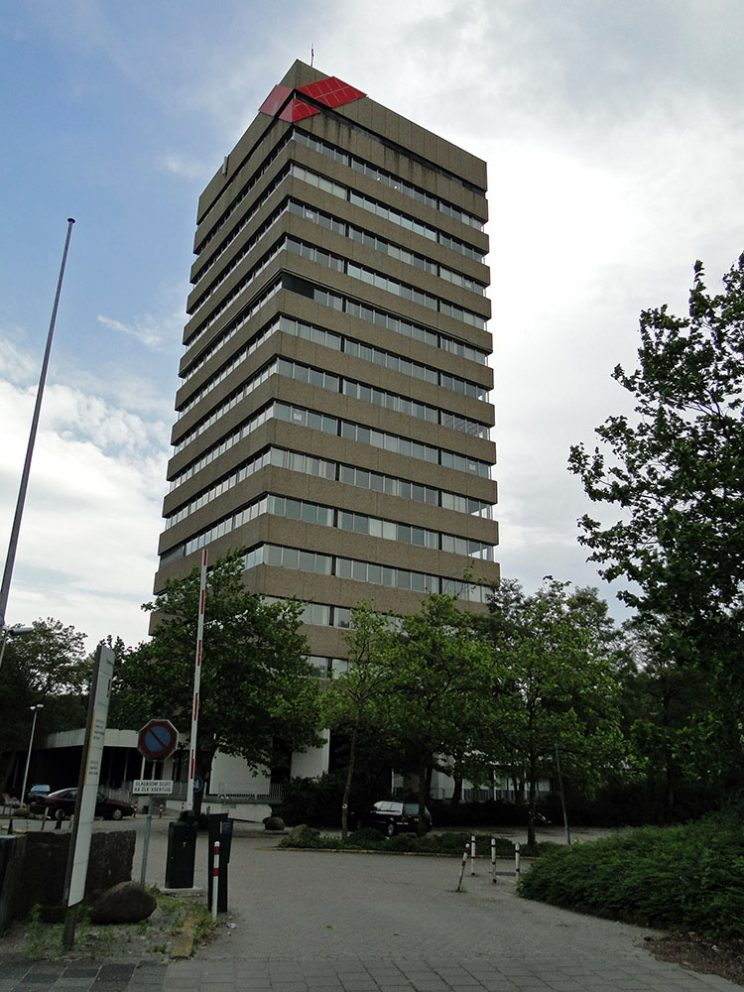 DUO juni 2011, toren rood