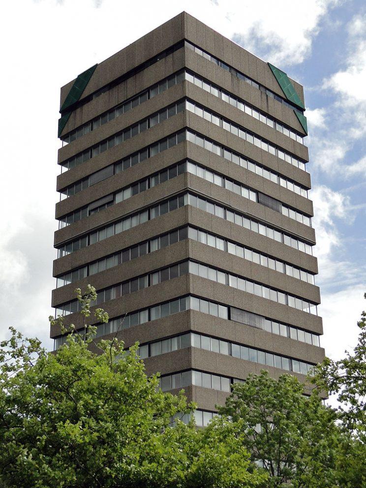 DUO aug. 2011, toren groen