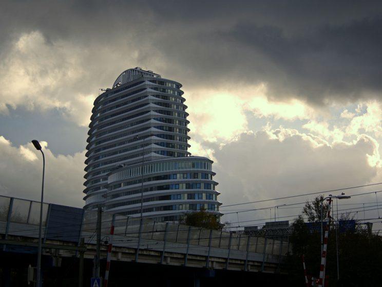 DUO, nov. 2013, spoorwegovergang Verlengde Lodewijkstraat