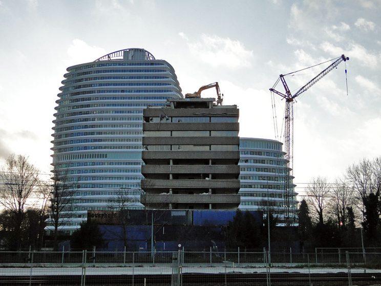 DUO jan. 2012, vanaf Verlengde Lodewijkstraat