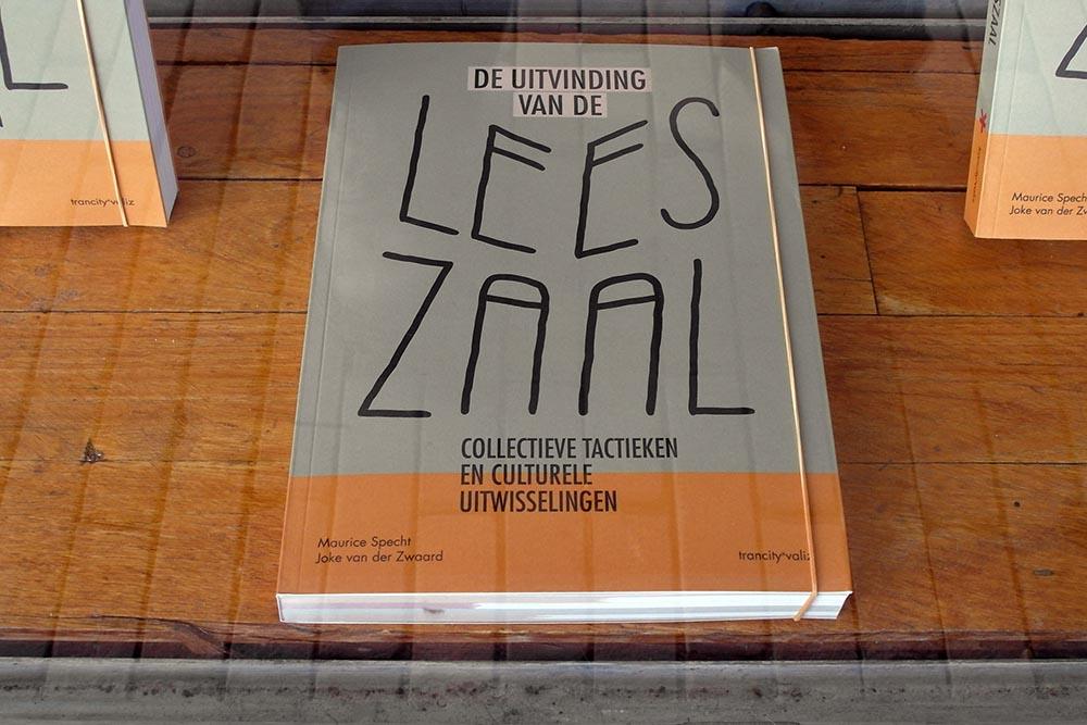 De uitvinding van de Leeszaal, Rotterdam 20 maart 2015