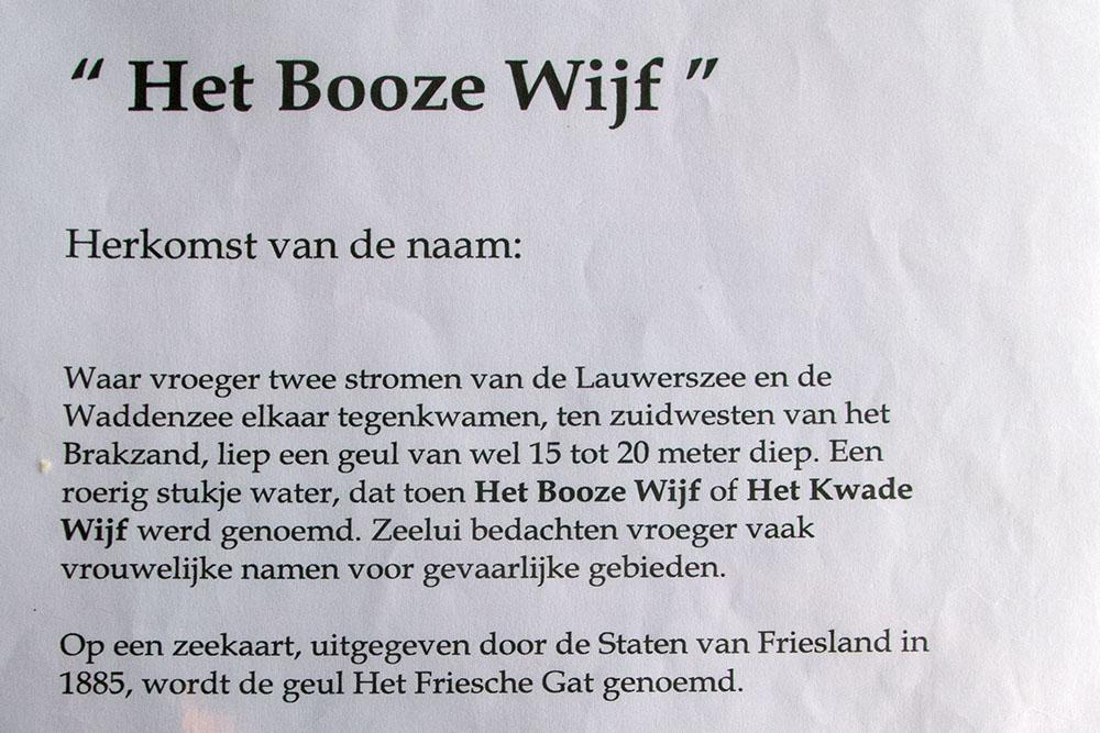 Het Booze Wijf, Lauwersoog 17 aug 2014