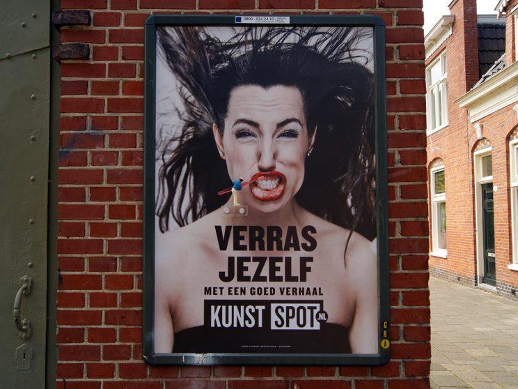 kunstspot poster