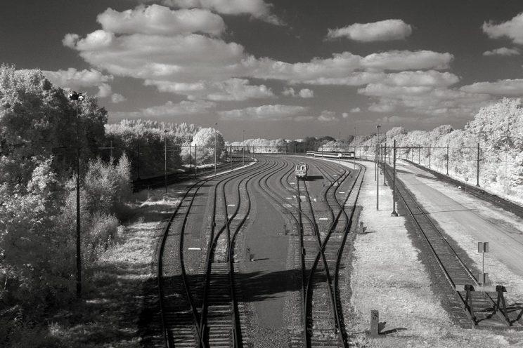 viaduct glimmen