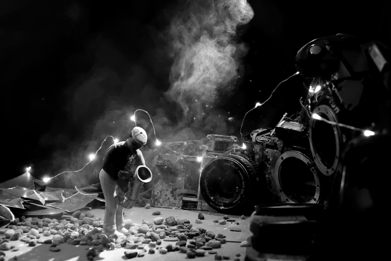 camera junkyard blues