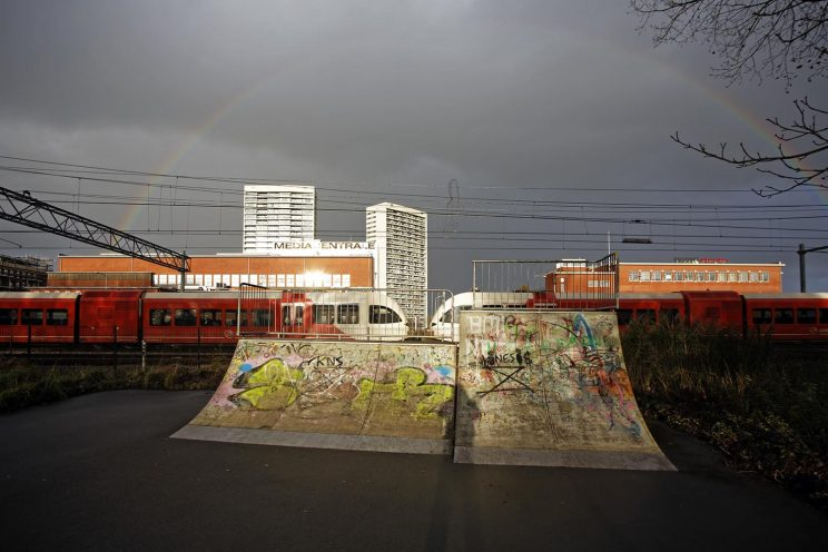 Arriva-treinen, Helperzoom, 26 november 2017