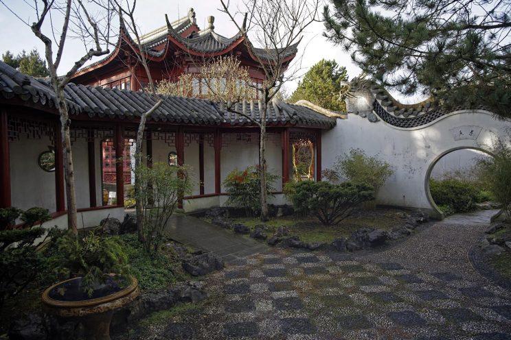 chinese tuin haren