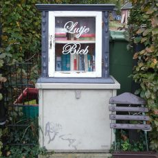 De informele bibliotheek (14): update 2020 – Groningse ruilbibliotheken – 2