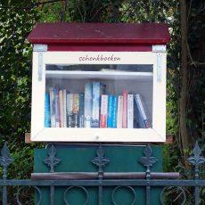 De informele bibliotheek (15): VPRO's minibieb – Little Free Libraries revisited